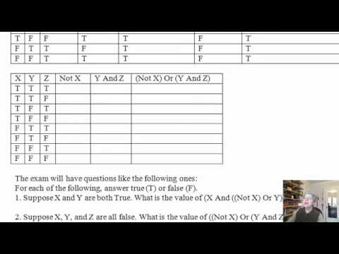 Review Part 6: Conditionals II