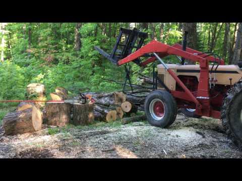 Logging Tongs