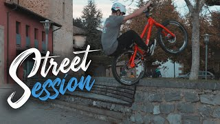 Street Trials Session🔥 | Spank Wheels Test💥