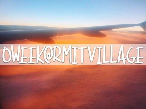 How to Survive O-Week at RMIT Village 2017 | Travel Vlog | Studying in Australia Vlog #2