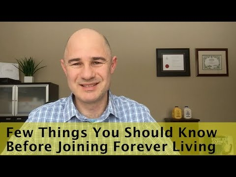 What You Should Know Before Joining Forever Living