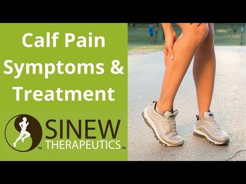 Calf Pain Symptoms and Treatment