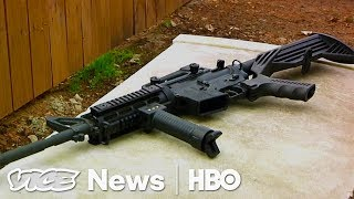 Gun Control Advocates Are Hoping Ballot Initiatives Get More Done Than Congress (HBO)