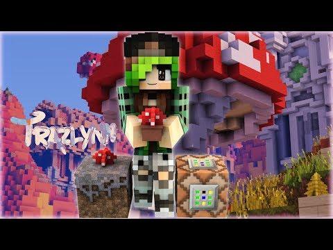 How to Get Mushroom Blocks (stem block included) No World Edit |Minecraft PC |Trazlynn Games