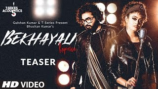 Bekhayali Reprise (Song Teaser) | T-Series Acoustic | Sachet Tandon and Parampara Thakur