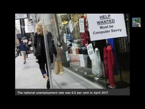 Canada Calgary unemployment