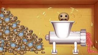 Download The buddy Baby Born vs Meat Grinder   Kick The Buddy Game anti stress Video