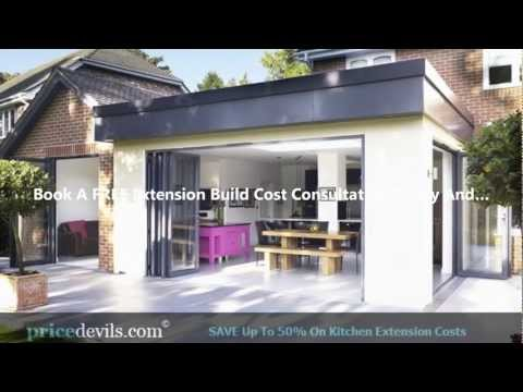 Extension Costs | Compare House Extension Costs @ Price Devils