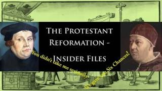 Protestant Reformation - Church Response to Luther