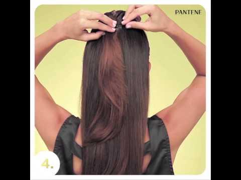 Elegant Hair Poof