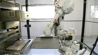 Zume delivers made-to-order pizza with robots
