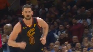 Kevin Love Returns From Injury! Cavaliers vs Bucks