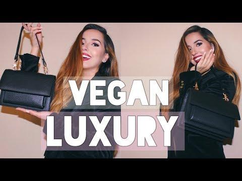 My Night Out Essentials! Angela Roi Vegan Eloise Satchel Review
