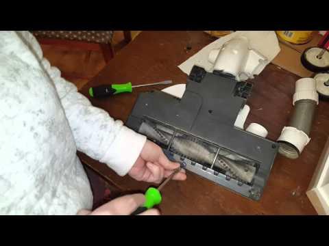 Shark Vacuum interior bottom review