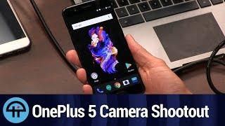 OnePlus 5 Camera Shootout