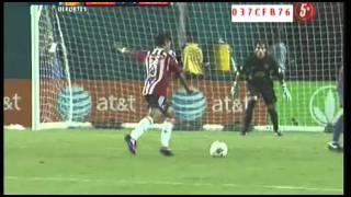 Chivas vs Barcelona 4-1 3 de Agosto 2011
