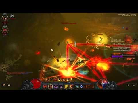 Diablo 3: The Diversity Of Uncommon Builds (Team 12/12 Grift 51 v2.4.0)