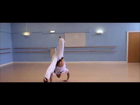 Learn Capoeira 3RUN Style