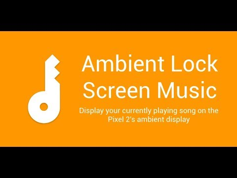Ambient Lock Screen Music