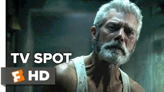 Don't Breathe TV SPOT - Exhale (2016) - Stephen Lang Movie