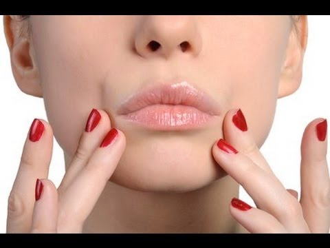 Easiest & Painless Upper Lip Hair Removal Tutorial | Quick Home Remedy
