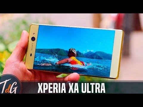 Sony Xperia XA Ultra, review en español