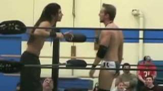 Jason Hades vs. Prince Mustafa Ali