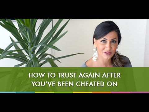 How to Trust Again After You've Been Cheated On