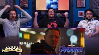 Download Marvel Studios' Avengers: Endgame - Official Trailer Reaction Video