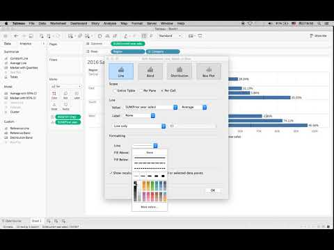 Tableau Tutorial 10: Using Level of Detail (LOD) to Compare Latest Year to Prior Year