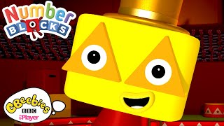 Three Times Table Counting Song   Numberblocks   CBeebies