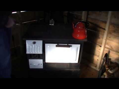 Wood Stove Cooking - Episode #1