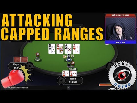 Attacking Capped Poker Ranges - 35s from BB
