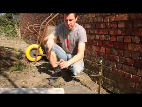 DIY Conservatory Build - Building a Conservatory - Green BIO Garden PART3