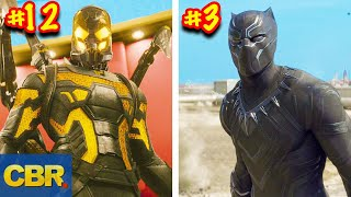 Download MCU Characters Suits Ranked From Worst To Best Looking Video
