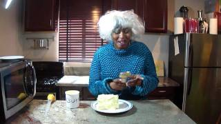 Paula Deen Makes Butter Pie Y All By Glozell