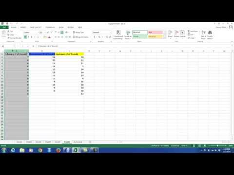 From Excel to csv Format