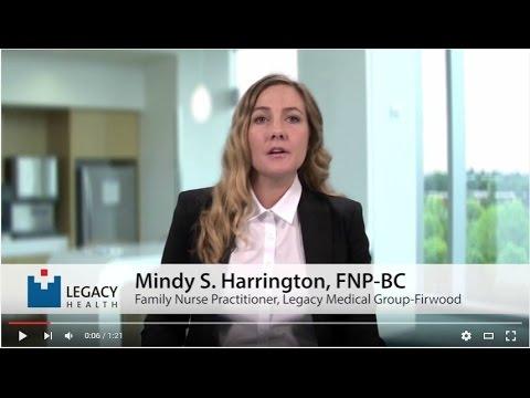 Meet Mindy S. Harrington, FNP-BC