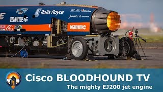 Cisco BHTV: The mighty EJ200 jet engine