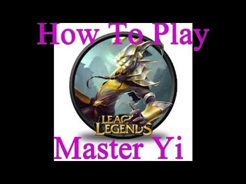 How to play Master Yi Penta Style