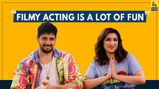 Sidharth Malhotra and Parineeti Chopra Interview | Anupama Chopra | Jabariya Jodi | Film Companion