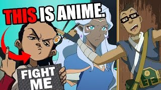 Avatar is an Anime. F*** You. Fight Me.