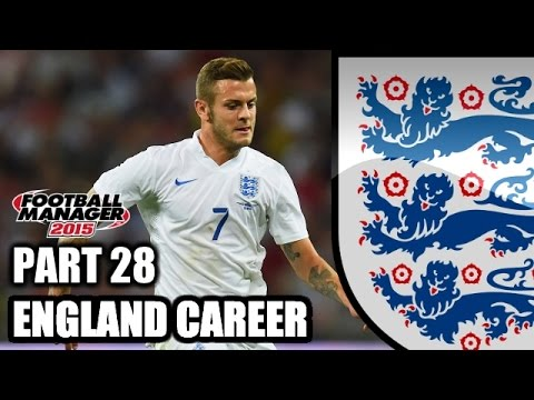 Football Manager 2015 | England | Part 28 | EUROPEAN NATIONS LEAGUE!