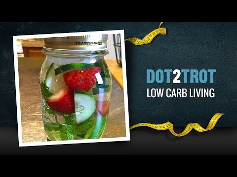 Low Carb Flavored Water