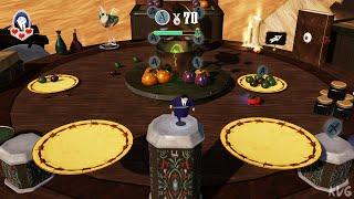 The Addams Family: Mansion Mayhem - Gomez Gameplay (PC UHD) [4K60FPS]