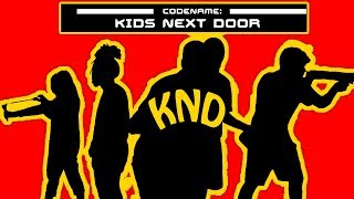 KIDS NEXT DOOR: SECTOR BLACK OPERATION J.O.B.