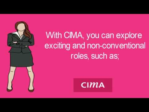 What is CIMA- Chartered Institute of Management Accounting?