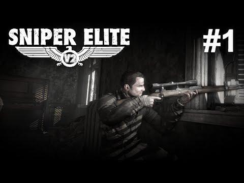 Sniper Elite v2 (co-op campaign) - Schoneberg Streets