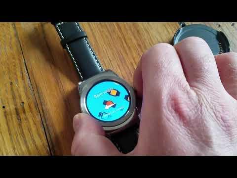 How to Power Off LG Urbane Smart Watch