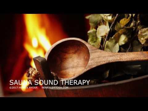Sauna Sound Relaxation (1 hour)